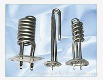 桑拿 蒸汽 洗衣机 螺旋形 定制发热管 非标电热管 4