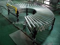 伸縮式輸送機,上海鈺容機械