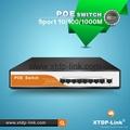 150w high power gigabit poe switch 10