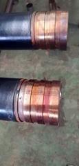 外环氧树脂内衬不锈复合管道
