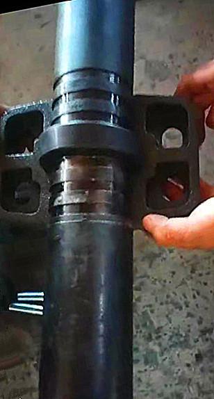 外环氧树脂内衬不锈复合管道 3