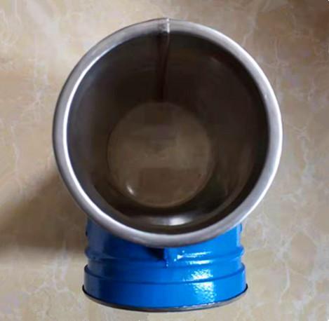 內襯不鏽鋼外塗塑復合鋼管 1