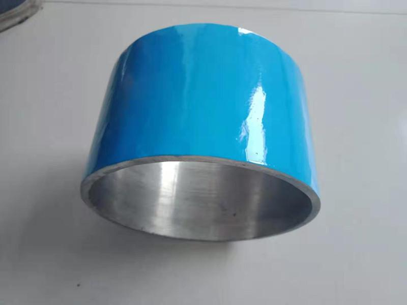內襯不鏽鋼外塗塑復合鋼管 4