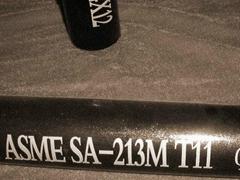 ASTM A213 T11 Seamless boiler tube