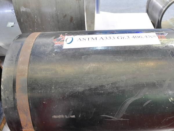 ASTM A333 Grade 3 Seamless Pipe 1