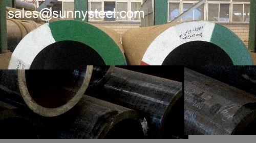 ASTM A335 P91 Alloy Seamless Steel Pipe 4