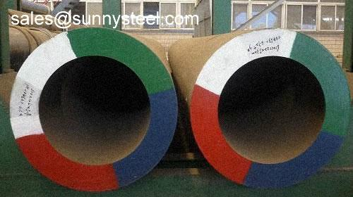ASTM A335 P9 Alloy Steel Pipes 4