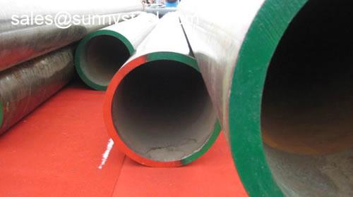 ASTM A213 T22 Seamless alloy pipe 2