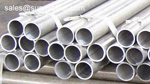 ASTM A213 T22 Seamless alloy pipe 4