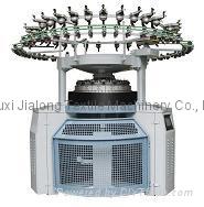 JL12 Computerized jacquard fur plush coral sofa fabric machine