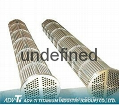 Titanium Heat Exchanger Tube