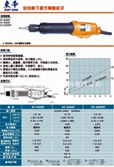 上海奇力速(艾迪)電動工具 目錄4頁