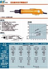 上海 奇力速(艾迪)電動工具 目錄7頁