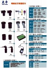 上海奇力速(艾迪)電動工具 目錄18頁