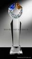 定做水晶禮品水晶獎杯 3