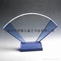 深圳水晶獎牌 3