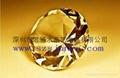 水晶鑽石擺件
