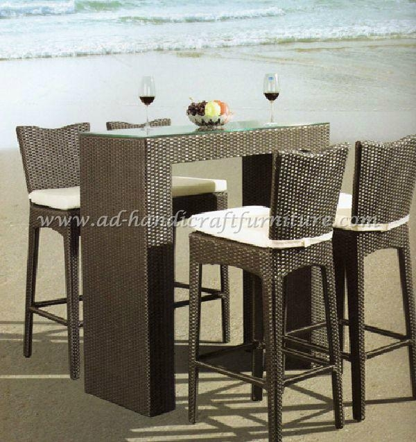 poly rattan bar set - PRBS-001 - AD (Vietnam Manufacturer ...