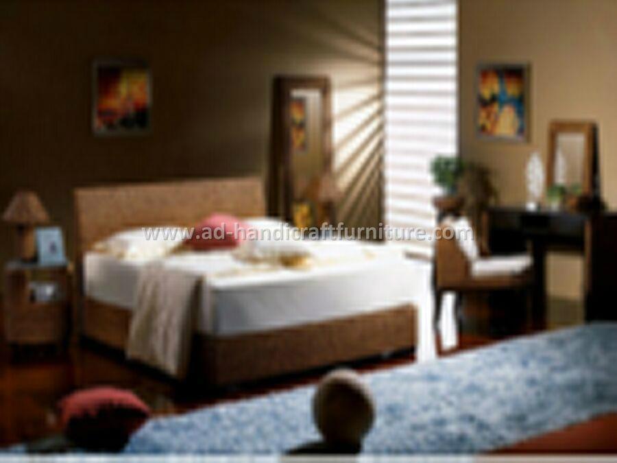 water hyacinth bedroom set WABD 005 AD Vietnam