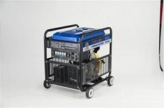 250A手推式發電電焊機