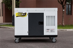 25KW高原靜音柴油發電機