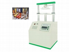 High hardness of paper tube pressure resistance testing machine testing