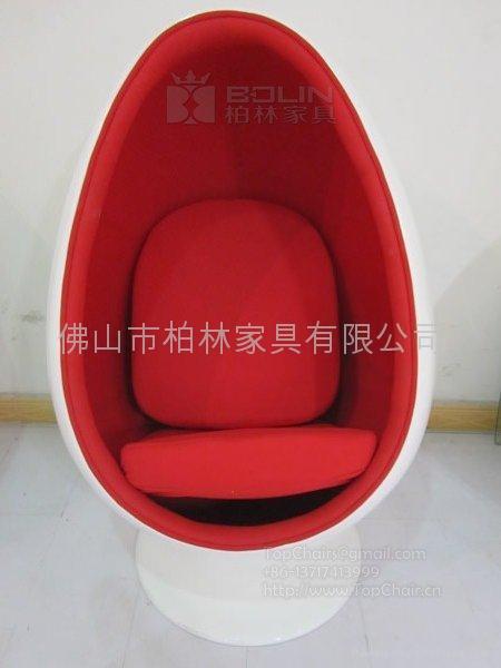 尖型球椅 2