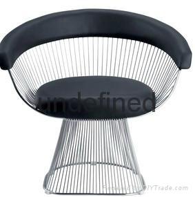 鐵絲椅 1