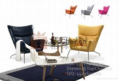 翼椅(wing chair)