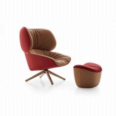 塔巴楼椅(Tabano Chair)