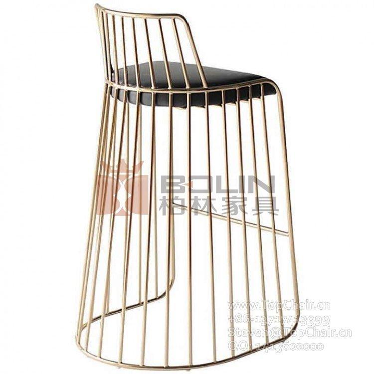 面纱吧椅(Veil Barstool) 1