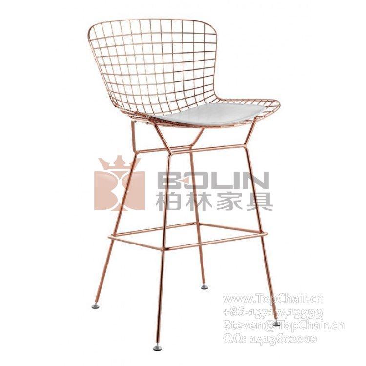 面纱吧椅(Veil Barstool) 2