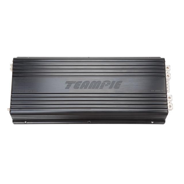 High Power Car Amplifier 4000W Mono Block Class D 3