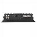 High Power Car Amplifier 7500W Mono Block Class D 5
