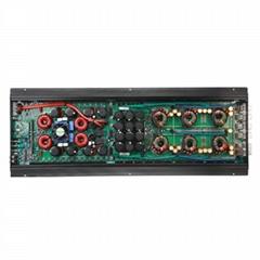 High Power Car Amplifier 7500W Mono Block Class D