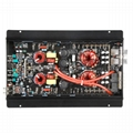 High Power Car Amplifier 2500W Mono Block Class D 2