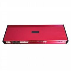 Car Amplifier 200W 4 Channel Car Audio Amplifier Mono Block Class AB