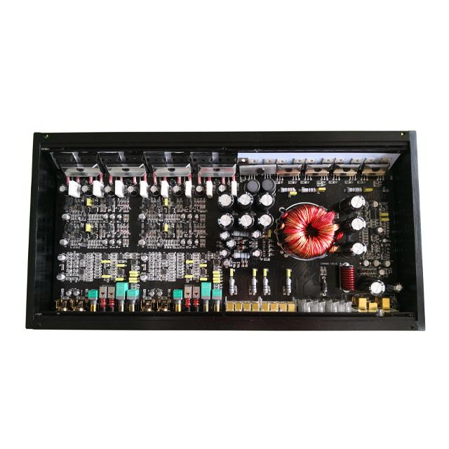 Car Amplifier 120W 4 Channel Car Audio Amplifier Mono Block Class AB 1