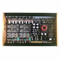 Professional Car Amplifier 80W 4 Channel Car Audio Amplifier Mono Block Class AB