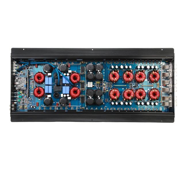 Professional High Power Car Amplifier 5500W Mono Block Class D 1