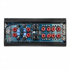 Professional High Power Car Amplifier 5500W Mono Block Class D