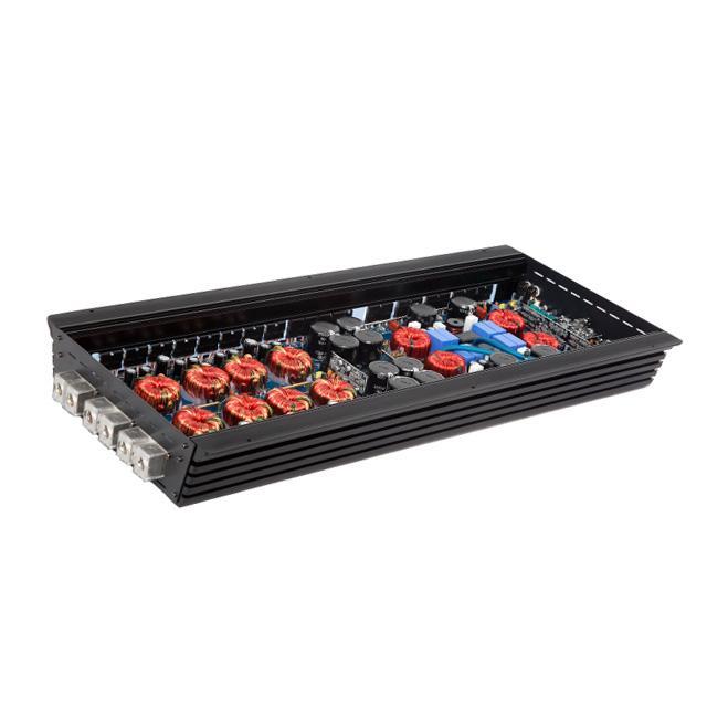 Professional High Power Car Amplifier 5500W Mono Block Class D 2
