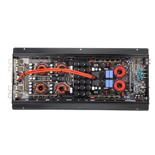 Professional High Power Car Amplifier 4000W Mono Block Class D 2