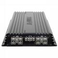 Professional High Power Car Amplifier 4000W Mono Block Class D 4