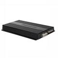 Professional High Power Car Amplifier 2500W Mono Block Class D 2