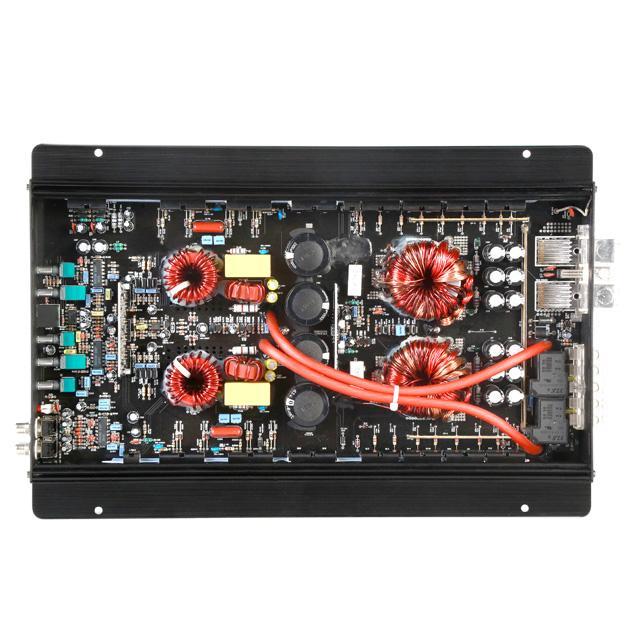Professional High Power Car Amplifier 2500W Mono Block Class D 1