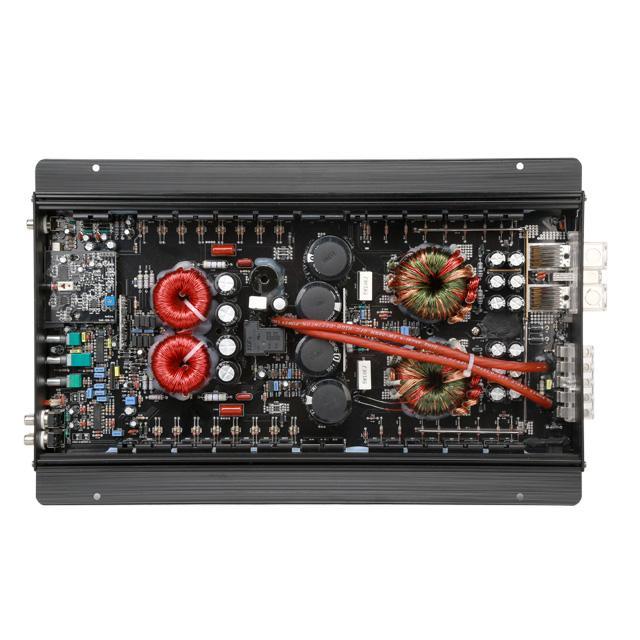 Professional High Power Car Amplifier 2000W Mono Block Class D 2