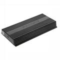 Professional High Power Car Amplifier 1500W Mono Block Class D 4