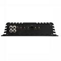 Professional High Power Car Amplifier 1500W Mono Block Class D 5