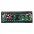 Good Quality High Power Car Amplifier 7500W Mono Block Class D 2